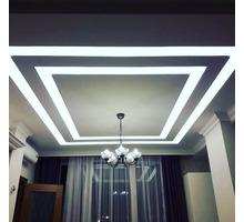 Натяжные потолки световые линии LuxeDesign - Натяжные потолки в Симферополе