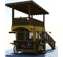 Фаст-фуд на колесах. Строительство и монтаж - Строительные работы в Севастополе