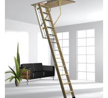 Чердачная лестница Fakro LWS Plus 305 см 60*130 см 8900 руб - Лестницы в Феодосии