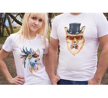 Печать на футболках в Симферополе - цена от 490 руб. - Реклама, дизайн, web, seo в Симферополе