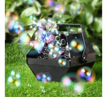 Генератор мыльных пузырей в аренду на праздник - Свадьбы, торжества в Крыму