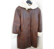 Продается дубленка б/у (размер 46-48) - Женская одежда в Севастополе