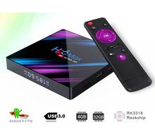 Smart TV box H96 max показывает все - Медиа проигрыватели в Севастополе