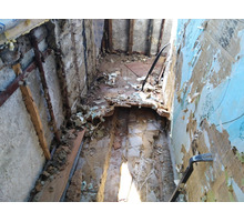 Демонтаж деревянного пола - Ремонт, отделка в Феодосии