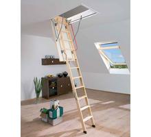 Чердачная лестница Fakro LWK Plus 305 см 60*130 см 11300 руб - Лестницы в Феодосии