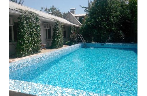 Дачка с бассейном в п.Орджоникидзе - Гостиницы, отели, гостевые дома в Феодосии