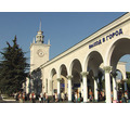 такси Симферополь ЖД вокзал Ялта - Пассажирские перевозки в Симферополе