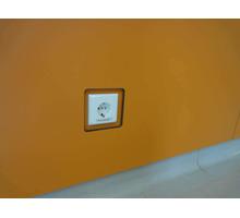 Отбойники медицинские HPL, отбойные доски HPL пластик ДБСП, панели для стен, пластик HPL, цокольные - Ремонт, отделка в Симферополе