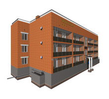 Проект гостиницы на 20 номеров - Услуги по недвижимости в Севастополе