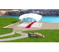 Площадка для мероприятий на Мраморном озере - Отдых, туризм в Бахчисарае