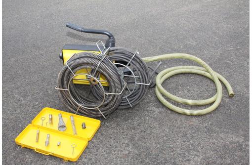 Прочистка канализации профессиональным оборудованием. Устранение засор труба., фото — «Реклама Бахчисарая»