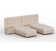 Кровати Бокс Спринг для гостиниц, пансионатов, санаториев - Мебель для спальни в Черноморском