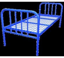 Кровать металлическая на сетке модель- К5 - Мебель для спальни в Симферополе