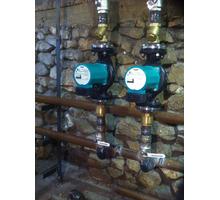 Монтаж котельных, ИТП, системы отопления, водоснабжения, канализации, гелиосистемы. - Газ, отопление в Крыму