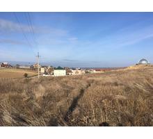 Продам земельный участок у моря в с. Угловое Бахчисарайского района. Площадь участка 873 м2,ИЖС - Участки в Крыму