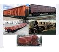 Экспедирование грузов в Крыму- железнодорожная логистика - Грузовые перевозки в Симферополе
