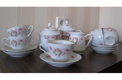 Продается чайный сервиз на 6 персон, фото — «Реклама Севастополя»