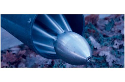 Прочистка труб канализации. Пробивка и устранение засора канализационных стоков - Сантехника, канализация, водопровод в Саках