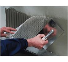 Армирование стен малярной сеткой - Ремонт, отделка в Феодосии