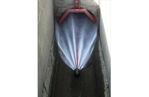Прочистка канализационных труб. Промывка ливневой канализации. Пробивка, устранение, удаление засора - Сантехника, канализация, водопровод в Алуште