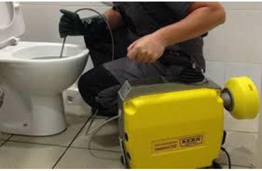 Прочистка канализации Саки, прочистка канализационных труб профессиональным оборудованием. - Сантехника, канализация, водопровод в Саках