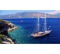 Аренда яхты в Турции порт Мармарис - Активный отдых в Крыму