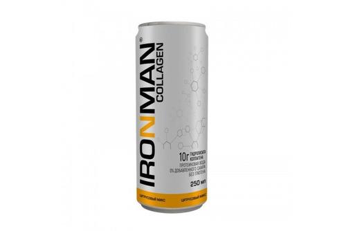 IRONMAN™ Напиток Collagen - 250 мл, фото — «Реклама Севастополя»