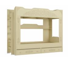 Двухъярусная кровать АС-25, Ассоль, цвет Ваниль - Мебель для спальни в Севастополе