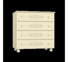 Комод для вещей. АС-5, цвет-ваниль. Распродажа мебели на фабрике в Севастополе - Мебель для спальни в Севастополе