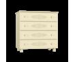 Комод для вещей. АС-5, цвет-ваниль. Распродажа мебели на фабрике в Севастополе, фото — «Реклама Севастополя»