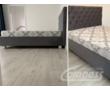 Кровать двуспальная с мягким изголовьем на заказ, фото — «Реклама Севастополя»