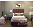 Подушка с контрастным кантом и пуговицей, фото — «Реклама Севастополя»