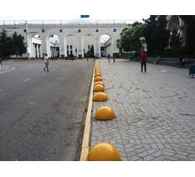 Полусферы и парковочные столбики из бетона от производителя - ЖБИ в Симферополе