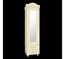 Продаётся шкаф-пенал АС-1, Ассоль Цвет - ваниль. - Мебель для спальни в Севастополе