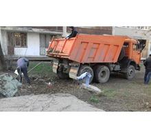 Вывоз строительного мусора, грунта, хлама. Любые объёмы!!!Работаем 24/7 - Вывоз мусора в Севастополе