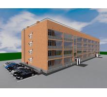 Проект четырехэтажного двухподъездного жилого дома на 64 квартиры - Услуги по недвижимости в Севастополе