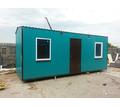 Бытовка вагончик зимний 6*2,4 - Металлические конструкции в Крыму