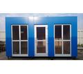 бытовка новая от производителя  6*2.4 под офис - Металлические конструкции в Старом Крыму