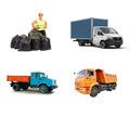 Вывоз строительного мусора, услуги грузчиков. - Грузовые перевозки в Алуште