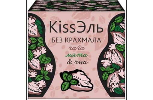 Кисель без крахмала - чага, мята и чиа - 8 порций, фото — «Реклама Севастополя»