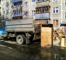 Вывоз строительного мусора , грунта, хлама. Демонтажные работы. Любые объёмы!!! <24/7> - Вывоз мусора в Севастополе