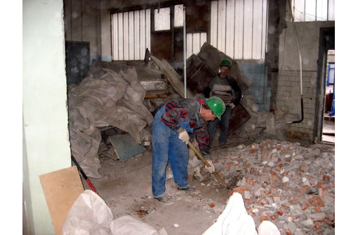 Вывоз мусора, хлама, грунта. Демонтажные работы. Быстро и качественно!!! <24/7> - Вывоз мусора в Севастополе