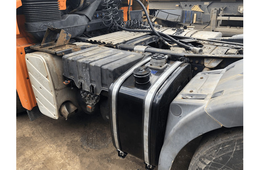 Установка гидравлики на тягач - Ремонт грузовых авто в Севастополе