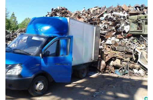 Вывоз мусора ГАЗОН КАМАЗ Вывоз старой мебели Газель Грузчики - Вывоз мусора в Севастополе