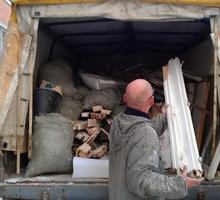 Вывоз мусора Самосвал Спецтехника Перевозки Газель Грузчики - Вывоз мусора в Севастополе