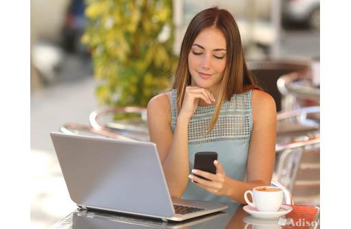 Подработка через интернет удаленно - Менеджеры по продажам, сбыт, опт в Саках