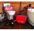 Прочистка канализации, канализационных труб. Пробивка засора электрооборудованием - Сантехника, канализация, водопровод в Симферополе