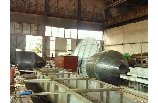 Собственное производство - цех металлоконструкций., фото — «Реклама Севастополя»