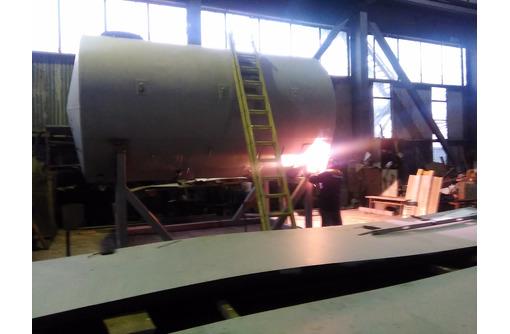Собственное производство - цех металлоконструкций. - Металлические конструкции в Севастополе