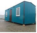 Бытовка вагончик зимний 6*2,4 - Металлические конструкции в Старом Крыму